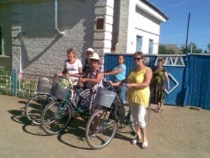 Для астраханских служащих закупили велосипеды 2752450